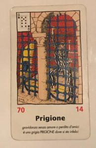 sibille prigione nove di picche